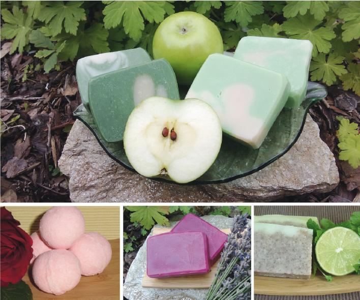 CYR-Naturseifen - Seifen und Pflegeprodukte