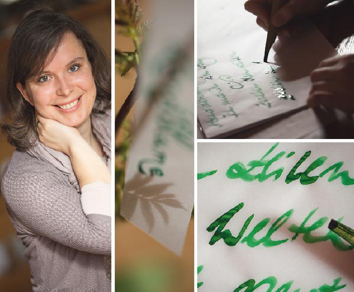 Schreibatelier Ivonne Henning - … einfach schöne Wortkunst …