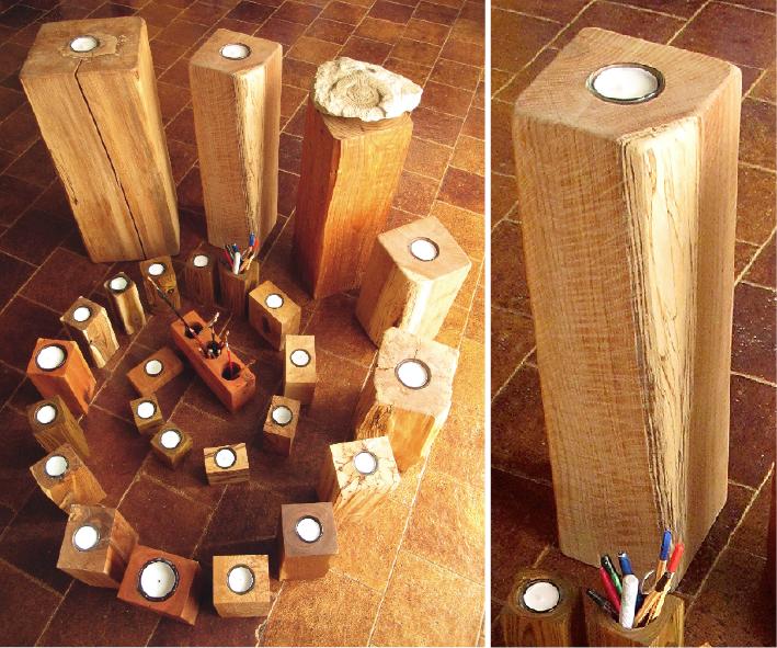 Rolf Jacobasch - Geschenk Holz