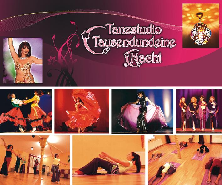 Tanzstudio Tausendundeine Nacht - Zentrum für traditionellen und zeitgenössischen Orientalischen Tanz i. L. Br'burg