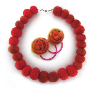 Brit´s Mädchenträume - Unikate handmade aus Filz, Textil, Seifen und viel Herz