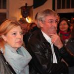 Zuhörer bei der Eröffnungsrede von Anne von Fircks