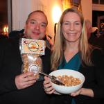 Nina Quade von der Popcorn Bakery stellt ihr Popcorn vor