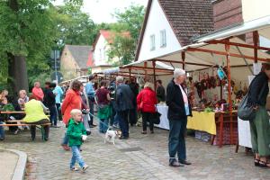 Kunstmeile zum Stadtfest 2015 -