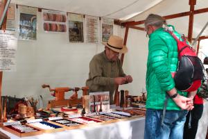 Kunstmeile zum Stadtfest 2015 - Arnim Kühne