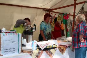 Kunstmeile zum Stadtfest 2015 - Karin Klemme