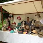 Hüte von Menzel auf dem Hexenmarkt