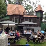 Das Hexenhaus zum Hexenmarkt